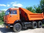 Самосвал КАМАЗ 55111 - задняя разгрузка,  13т.