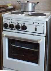 Продам электроплиту Лысьва 15 БУ 3х комфорочная