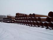 Трубы стальные от ф530 до ф1420. В наличии 8 000тн.