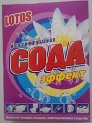 Кальцинированная сода 60 т- 400 гр.Продам оптом. Производство Россия.