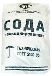 Кальцинированная сода 114 т