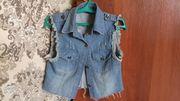 Продам джинсовый жилет