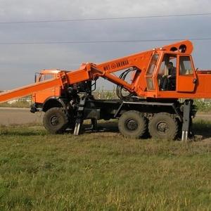 Экскаватор-планировщик ЕТ-4322,  КАМАЗ