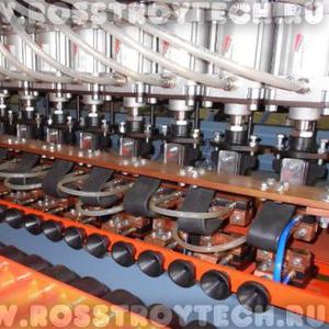 Линия для производства сварной сетки и заборных ограждений
