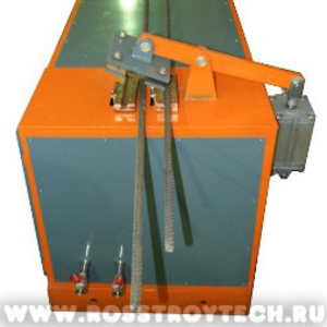 Станок электротермического удлинения  арматурных стержней СМЖ  - 129