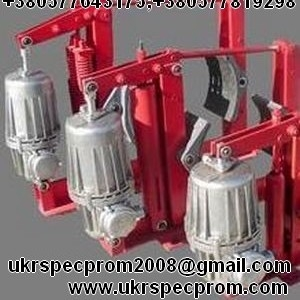 Тормоза ТКГ. Гидротолкатели ТЭ-30,  ТЭ-50,  ТЭ-80.