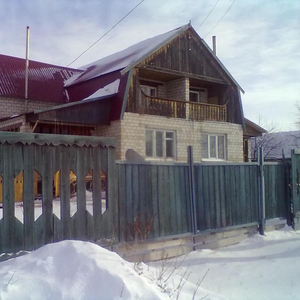 Дом в Алтайском крае