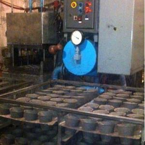 Оборудование для производства торфяных горшочков и кассет