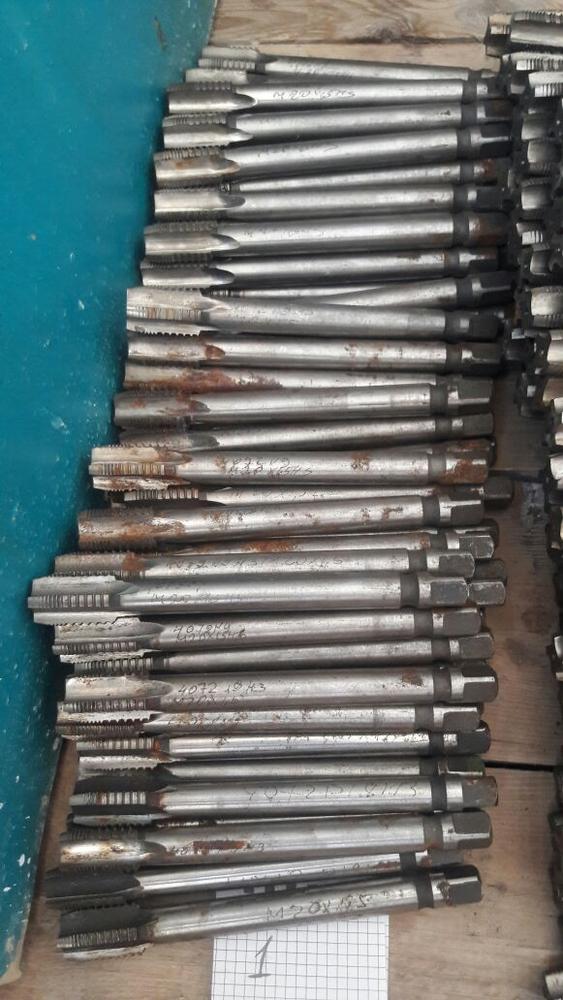 метчики  М20*1.5 Н3 6