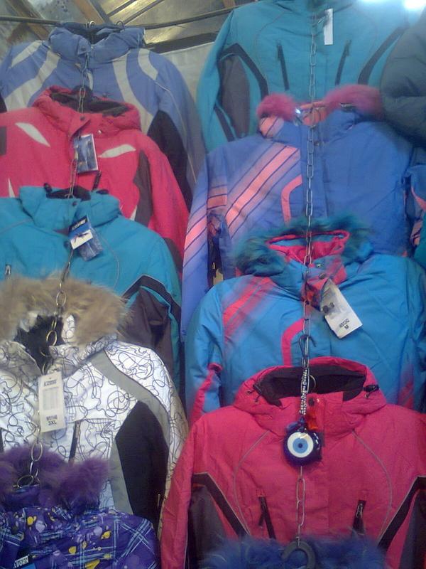 Лыжные костюмы, спортивные костюмы, куртки, пуховики 2