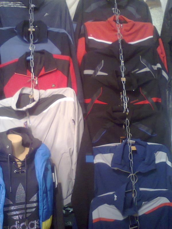 Лыжные костюмы, спортивные костюмы, куртки, пуховики 3